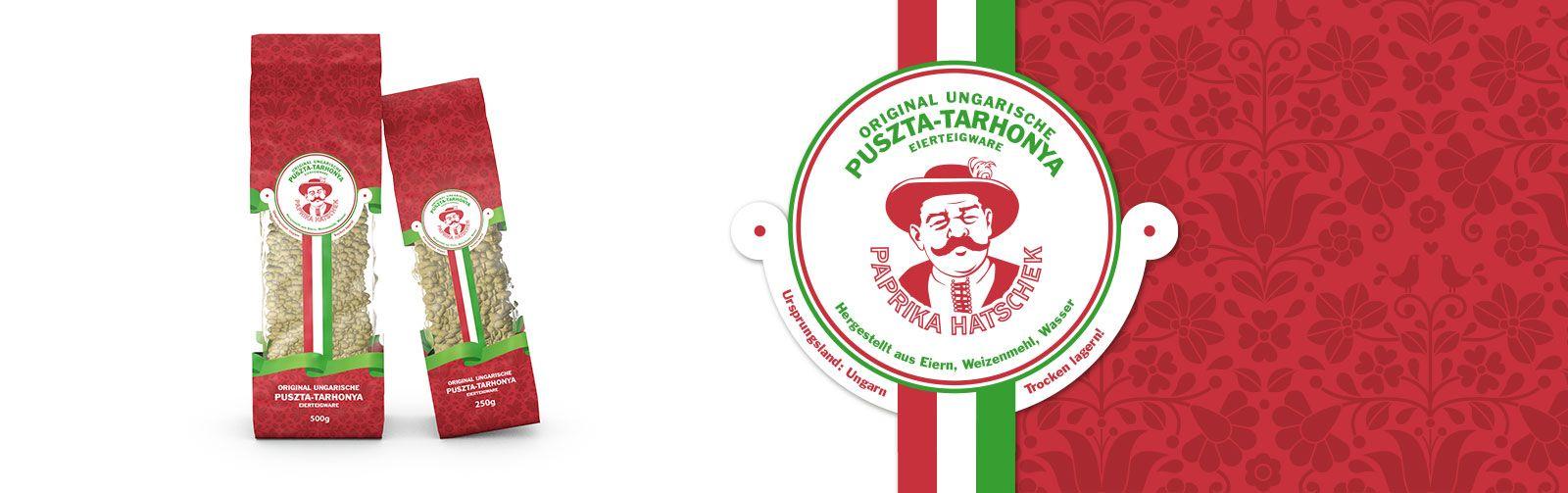Paprika Hatschek - Tarhonya